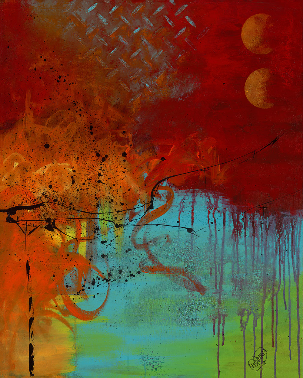 The Breaking Point (SOLD)