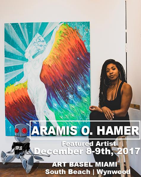 Aramis Hamer art basel miami.png