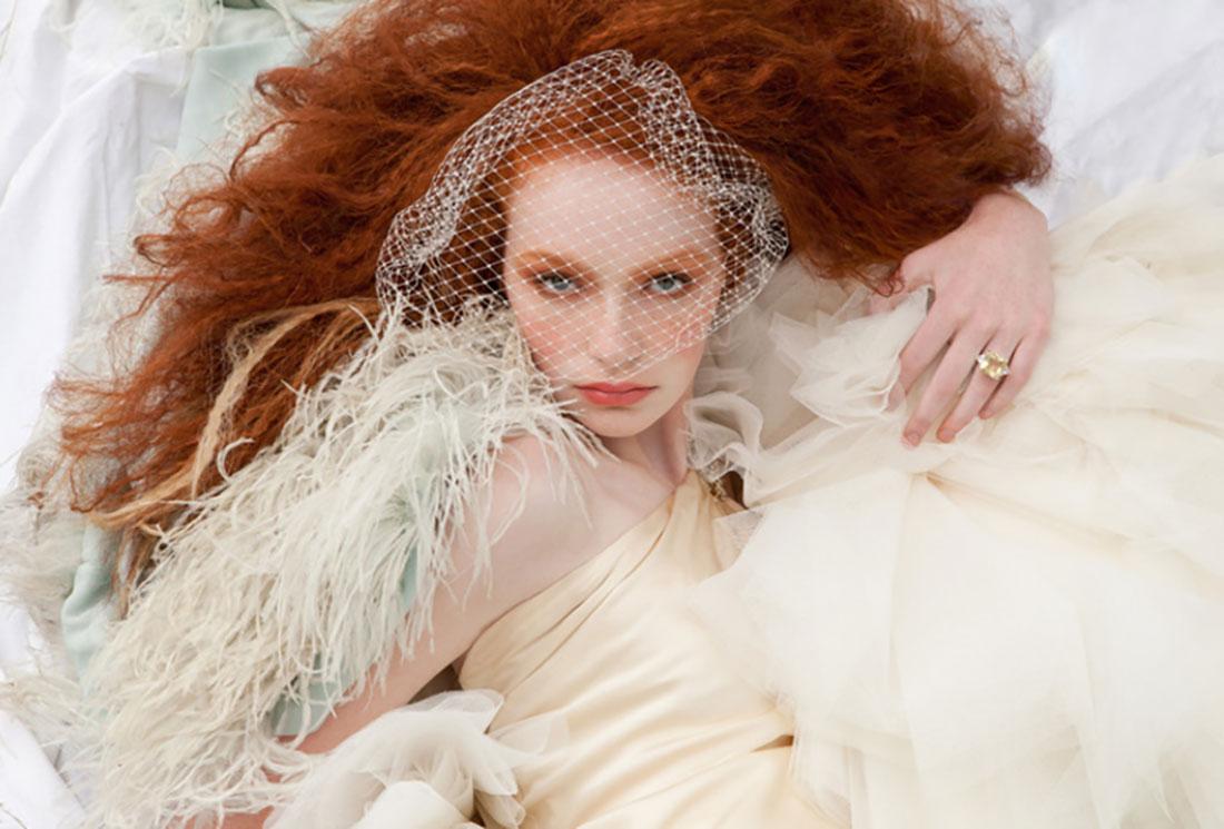 Makeup: Darcy McGrath Photographer: Stephen Wolter