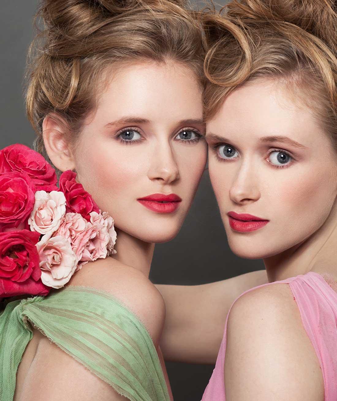 Makeup: Darcy McGrath Photography: Jean Sweet