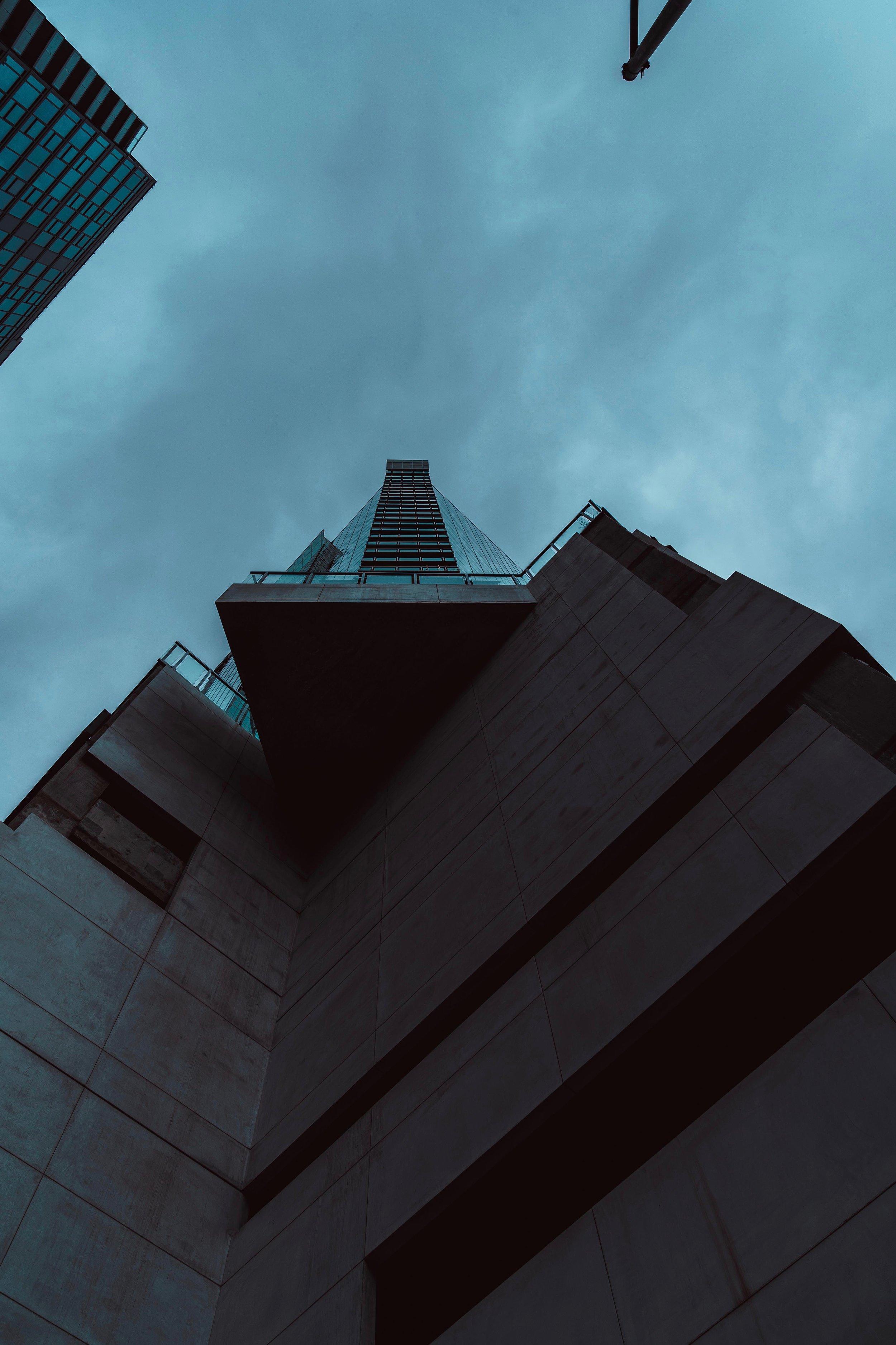 Random Building DTLA - ISO 80 f 8.0 1/160