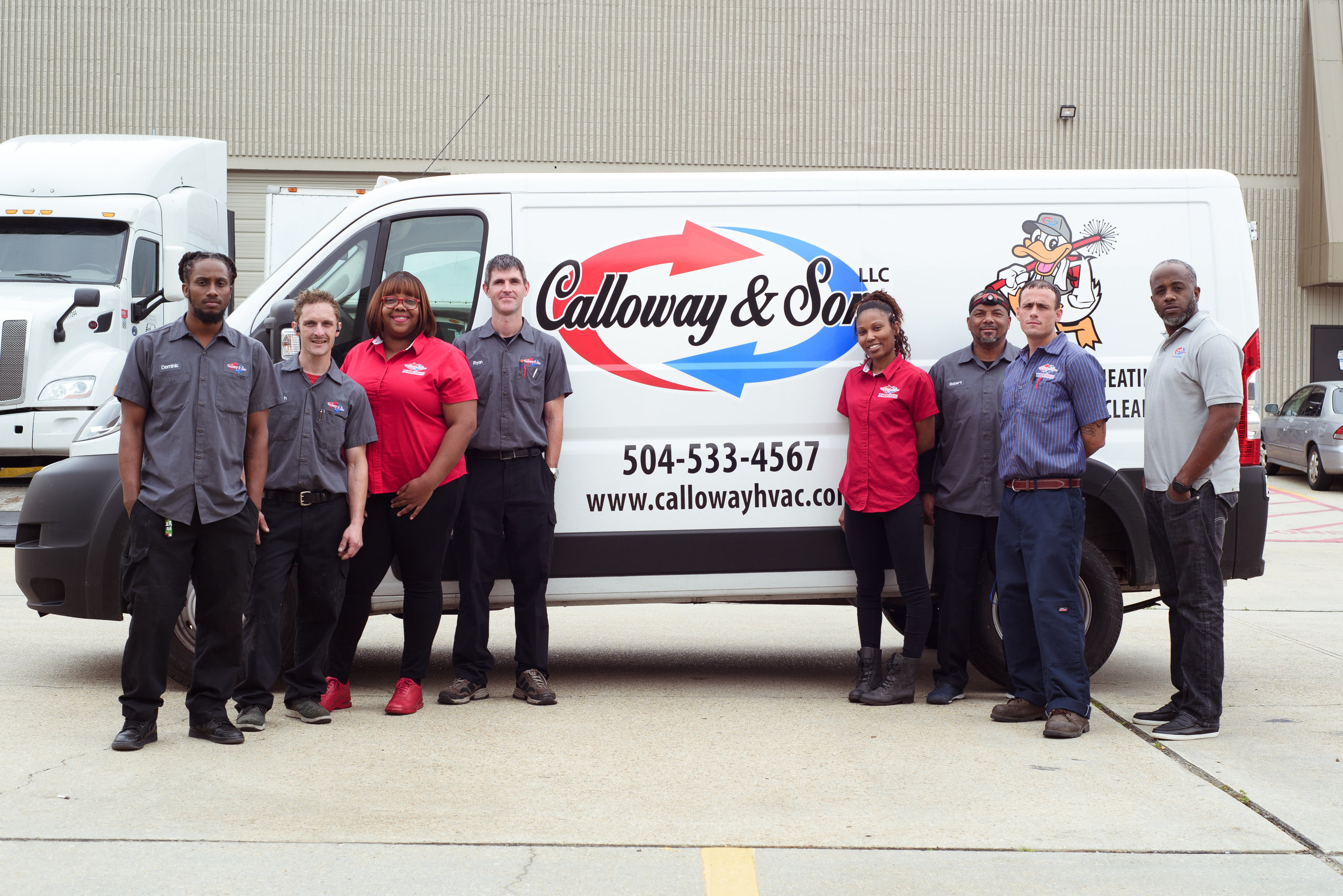 Calloway & Sons AC and Heating