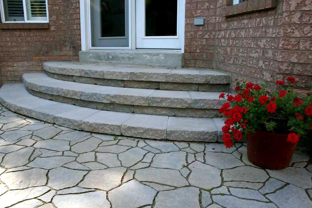 Steps, Stone