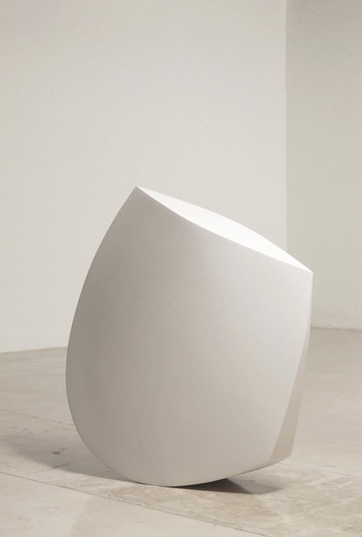 Chicuelina, 2007. Fiberglass, resin and polyurethane 51 x 5 x 18.jpg