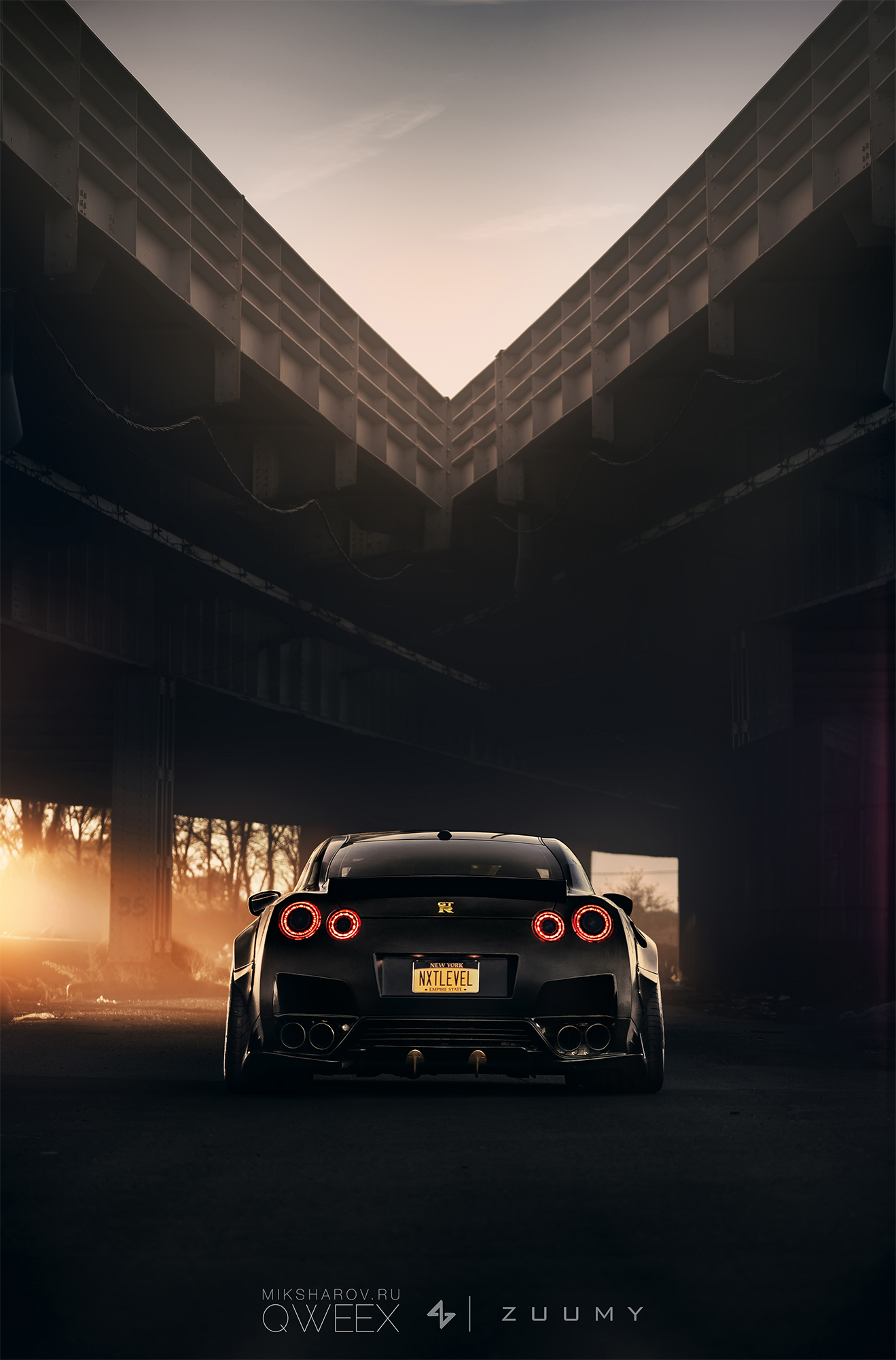 This is a 3 Photo package that we have done on this Libertywalk GTR. All Post Processing was done by Mikhail.
