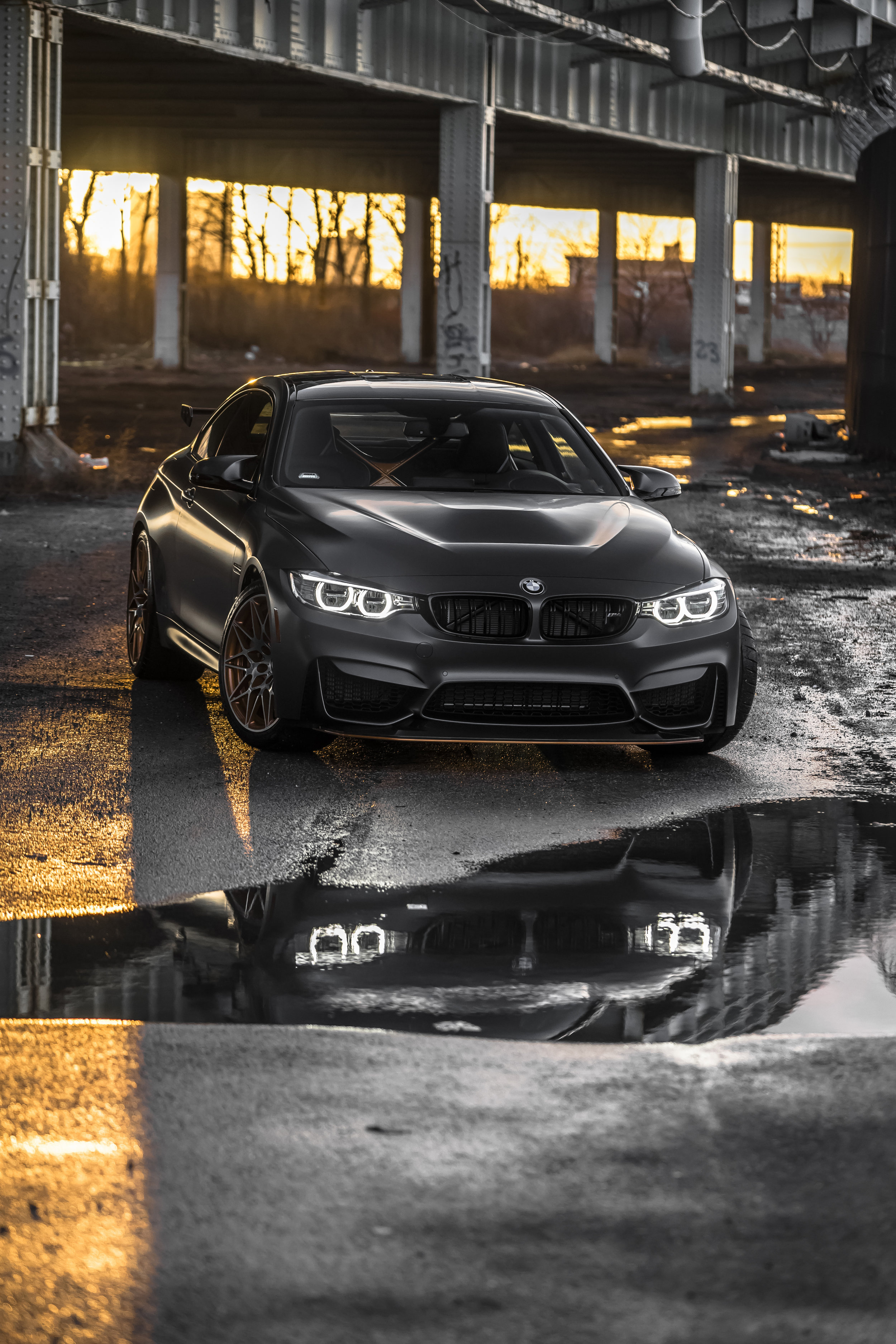 BMW M4 GTS iPhone Wallpapers — Vlad