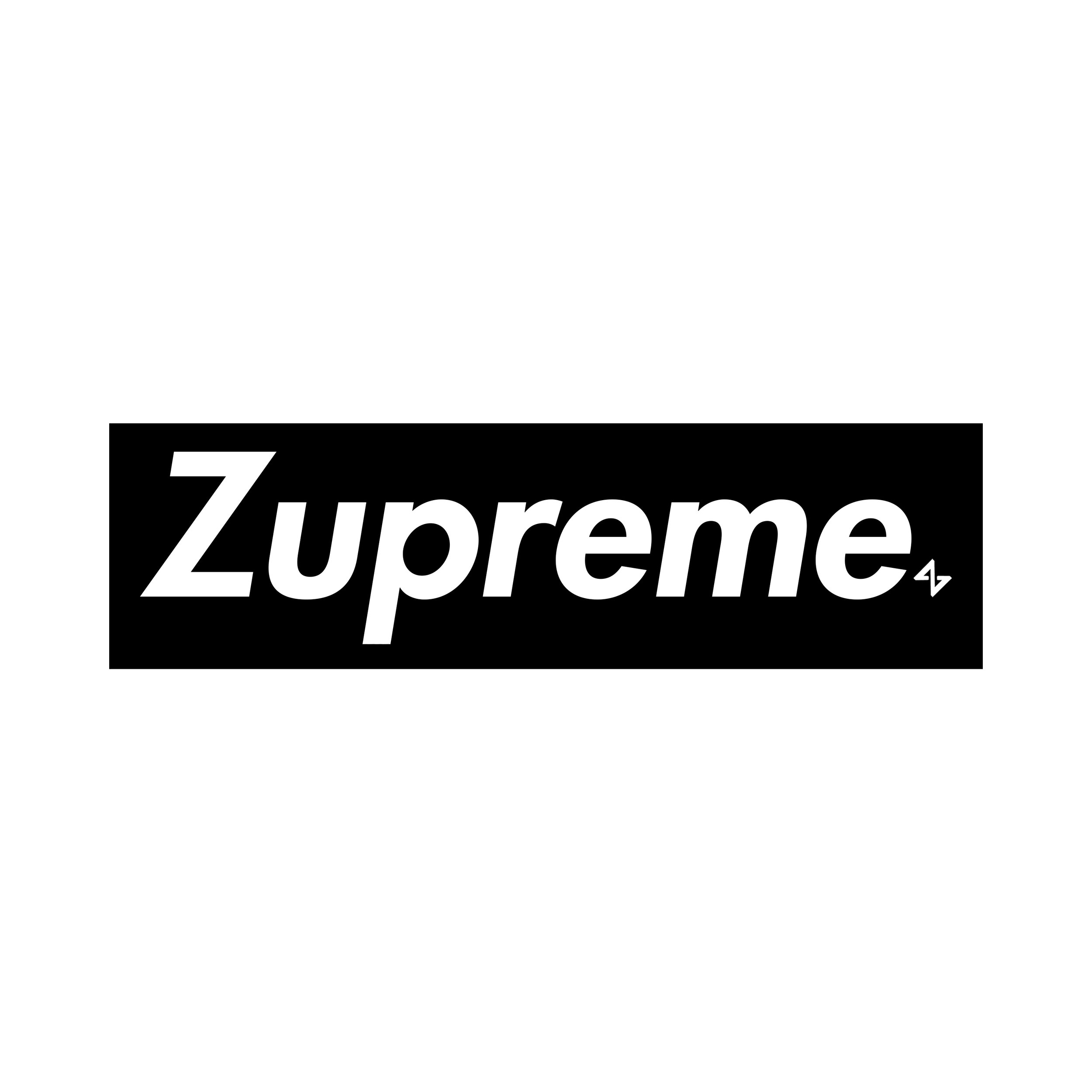 Zupreme Black