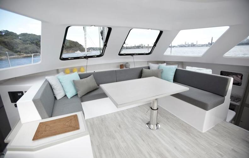 Seawind 1160 Lite Interior