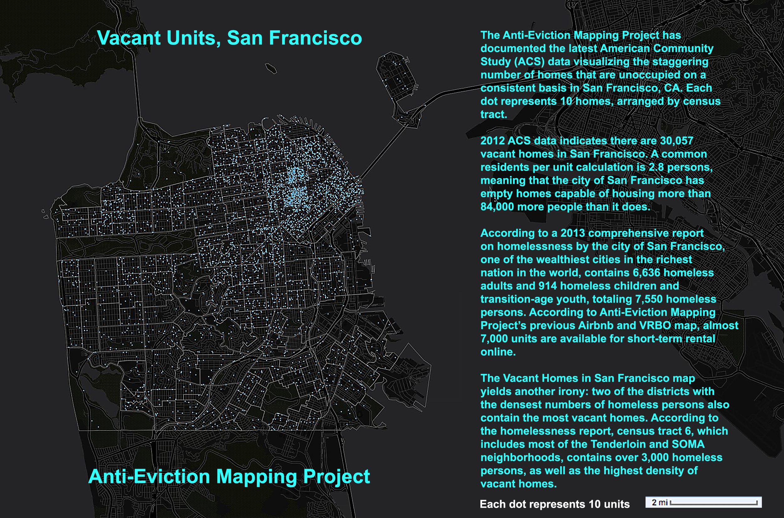 Vacant Units in San Francisco