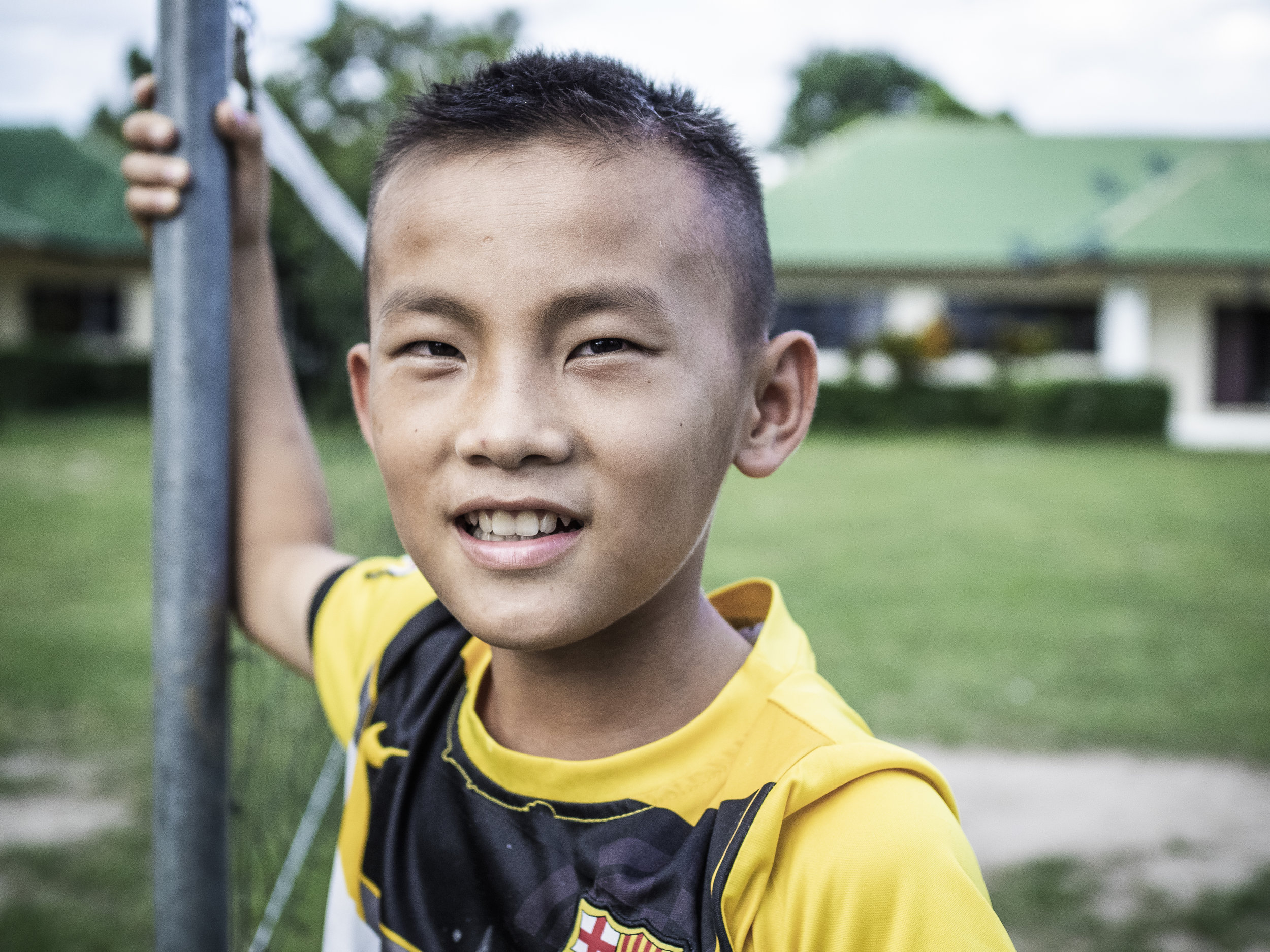Kids living at Asia's Hope homes receive all the benefits of a safe, loving family.