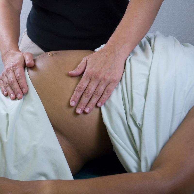 Massage Prénatal