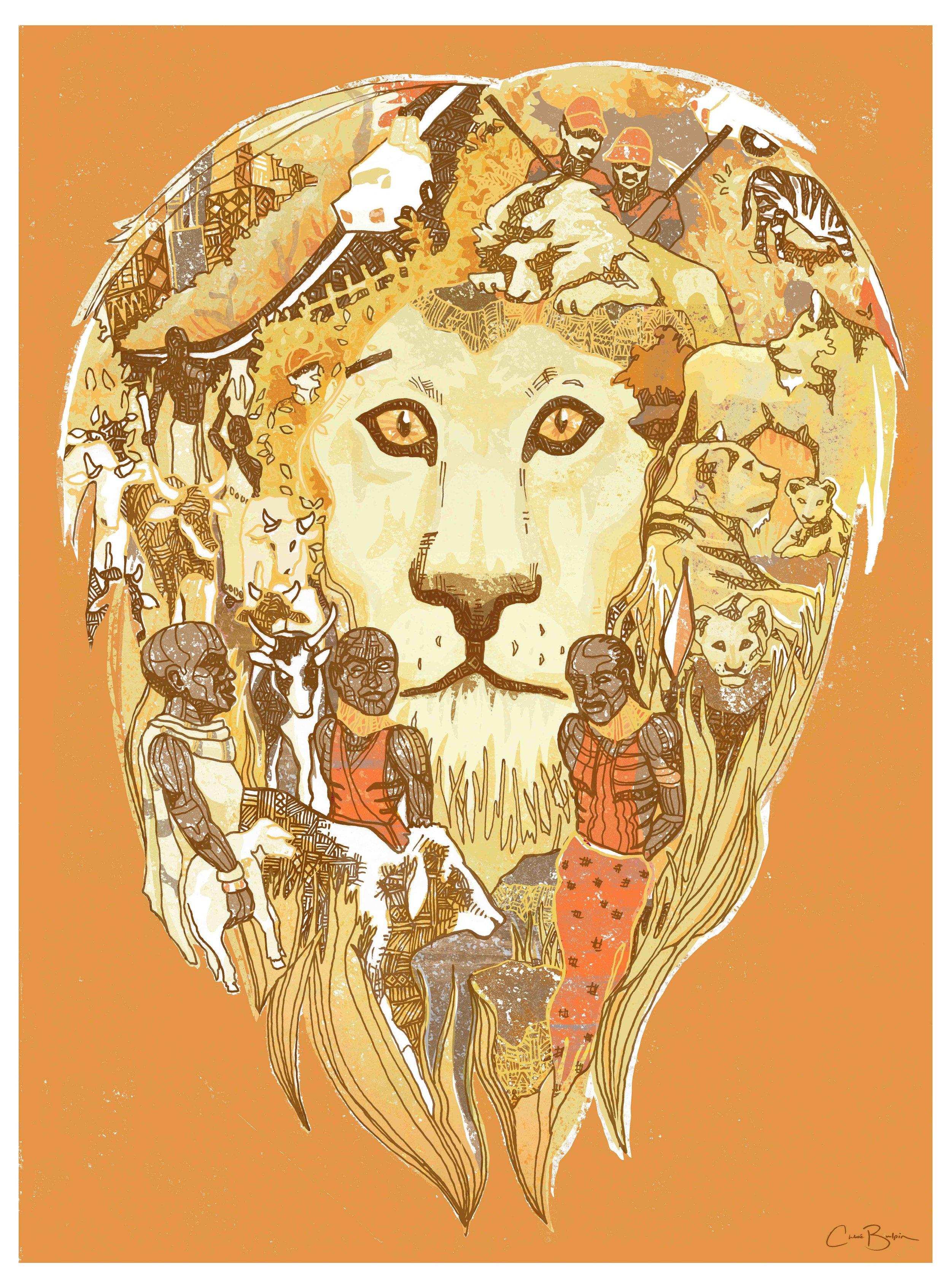 Long Live the King by Chloé Bulpin