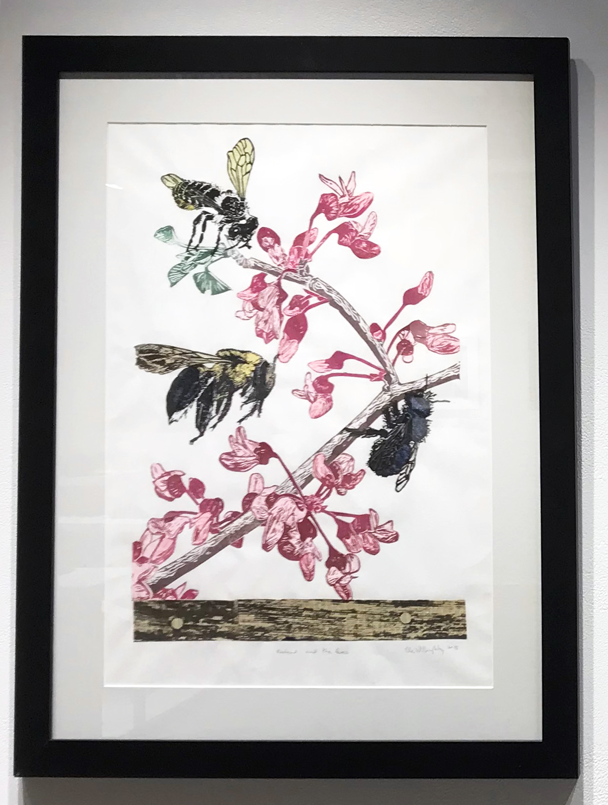 Redbud and the Bees by Ele Willoughby