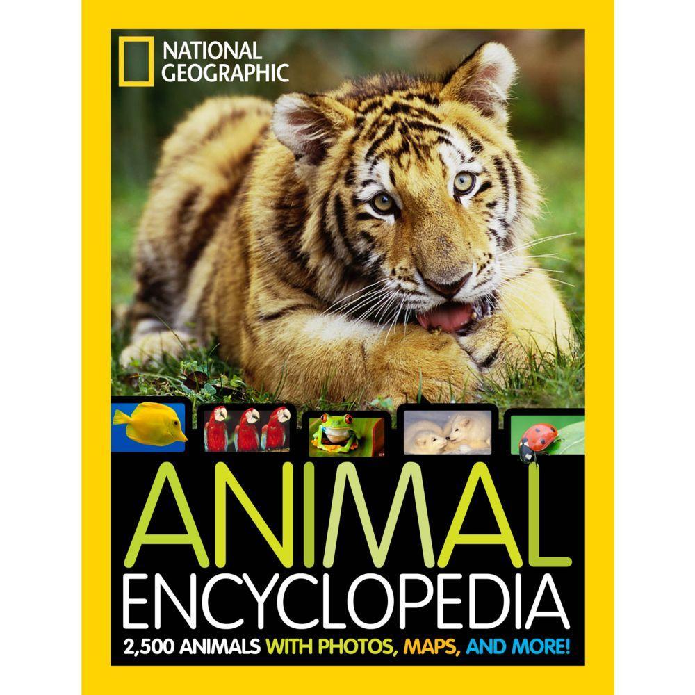 Spelman Nat Geo Animal Encyclopedia cover.jpg