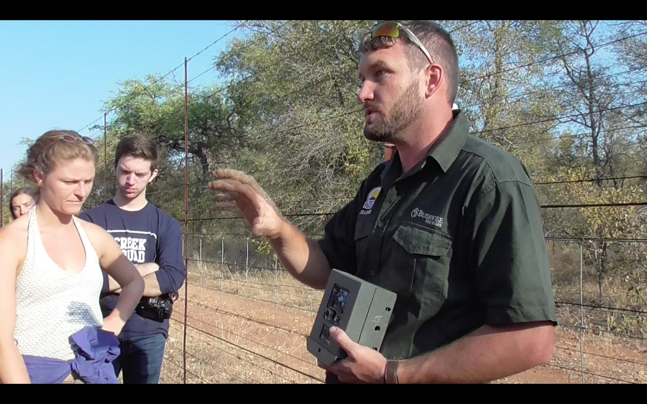 5 Bushwise Senior Trainer Vaughan Jessnitz explaining Camera Traps.jpg