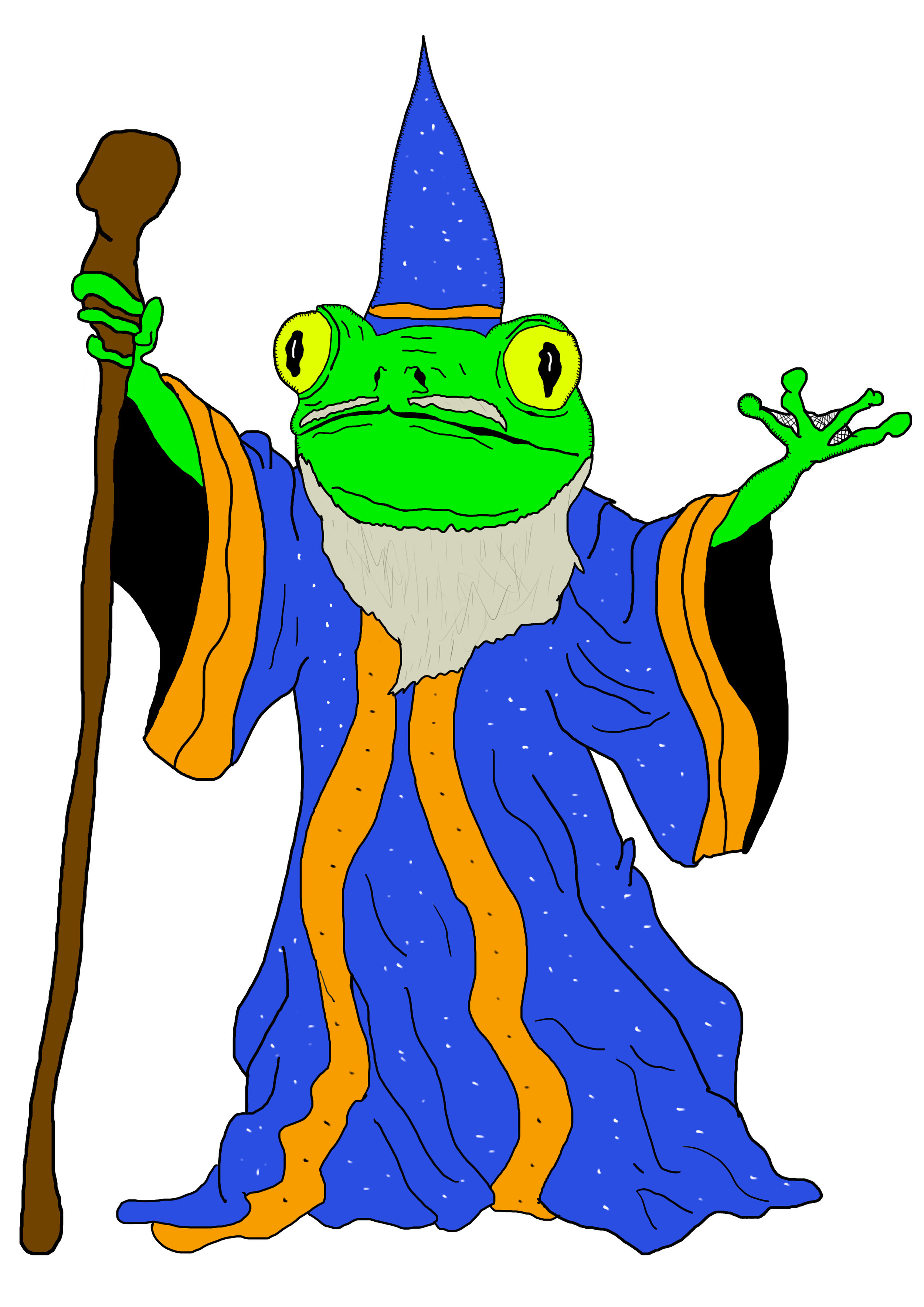 The Wizard of the Pond