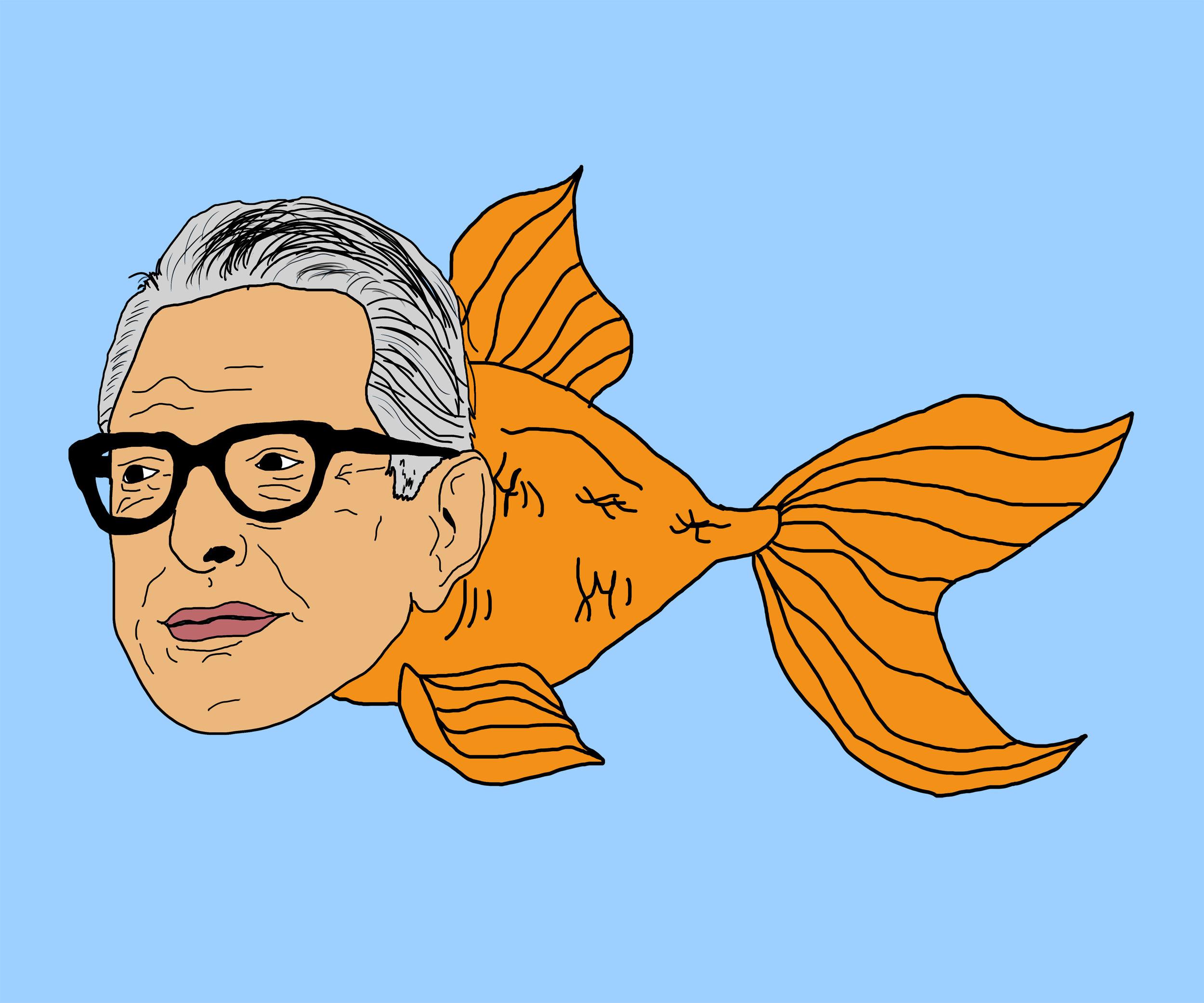 Jeff Goldfish