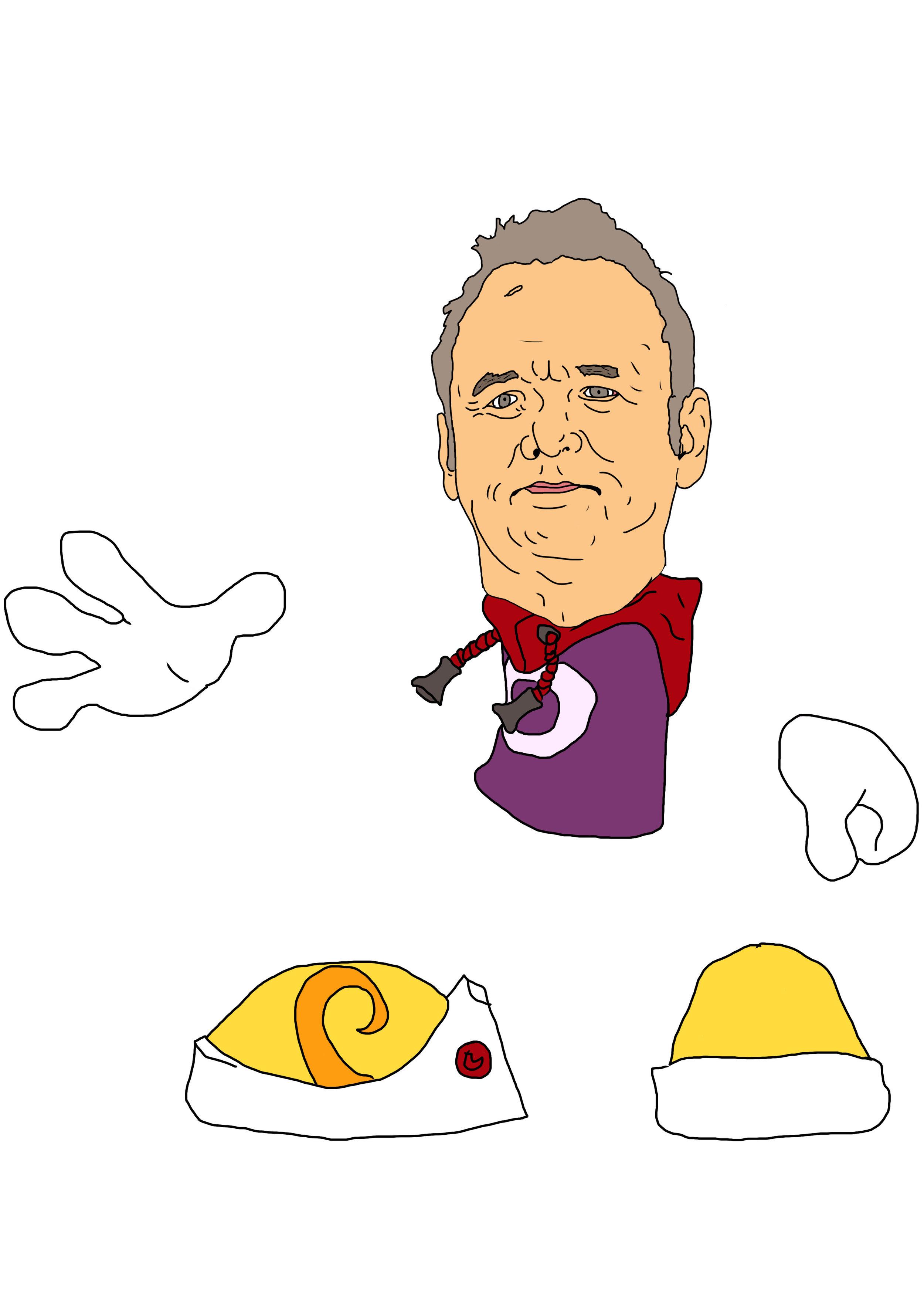 Bill Murrayman