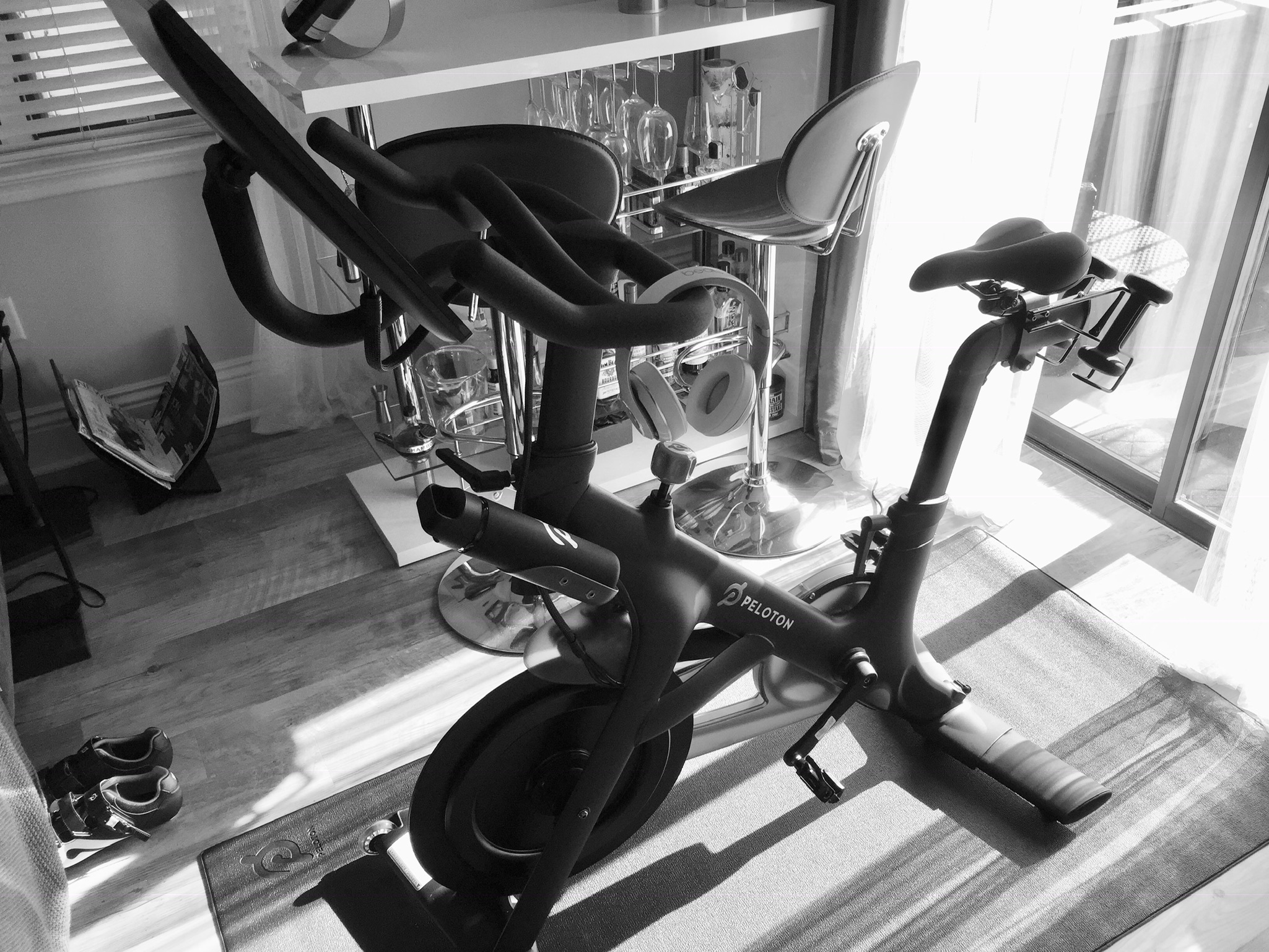 "I've never really been a ""spin class"" type of guy. - This is a game-changer for me. I couldn't be happier with my impulse buy."