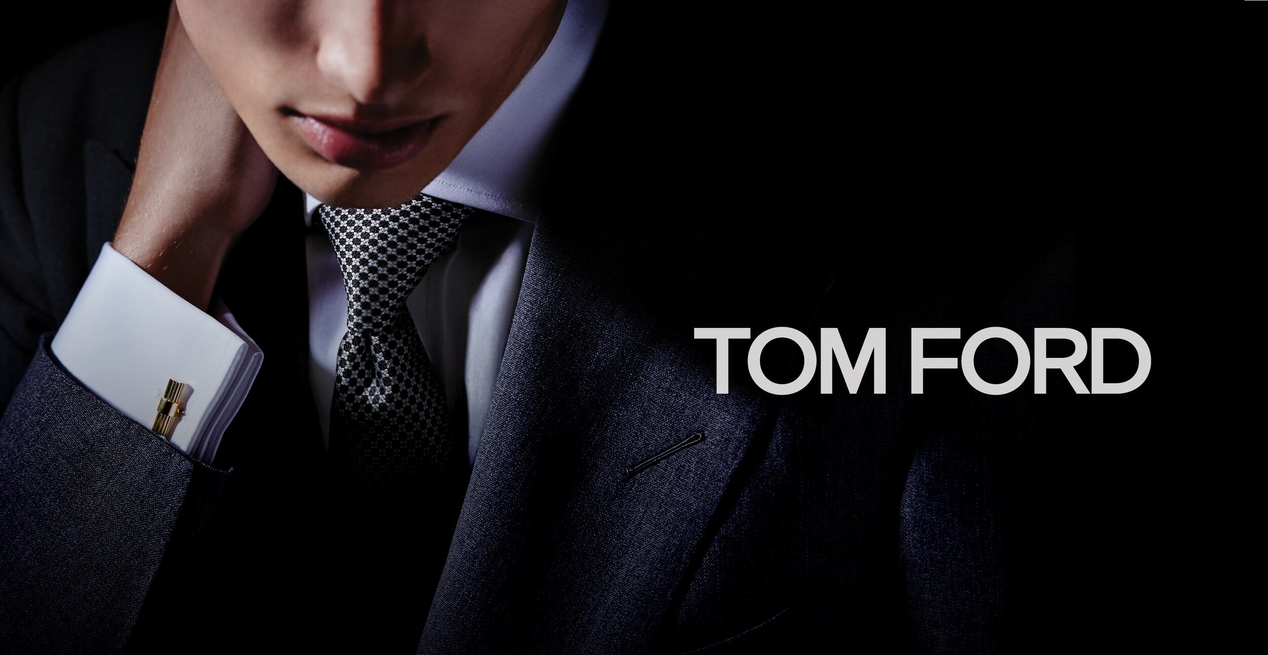 """""""My products are designed to make you look and feel better.""""  —Tom Ford"""