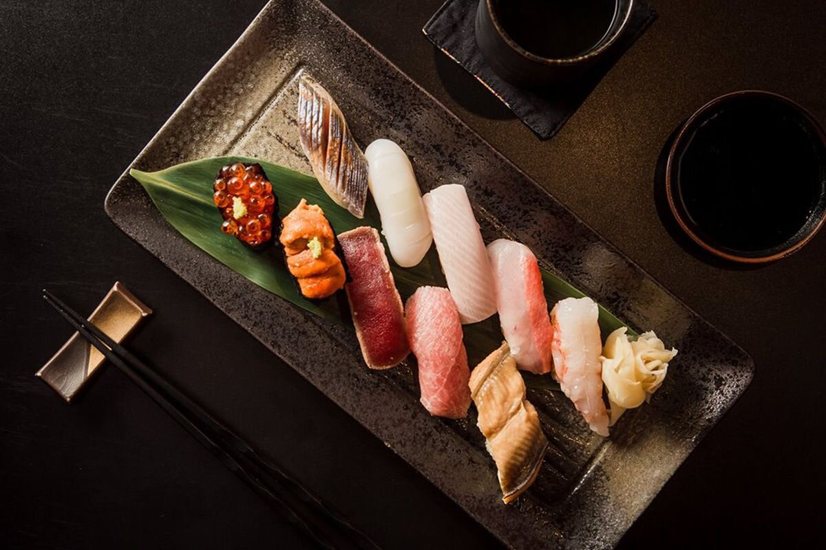 Every part of sushi-making is very deep in context and an art for sushi chefs.