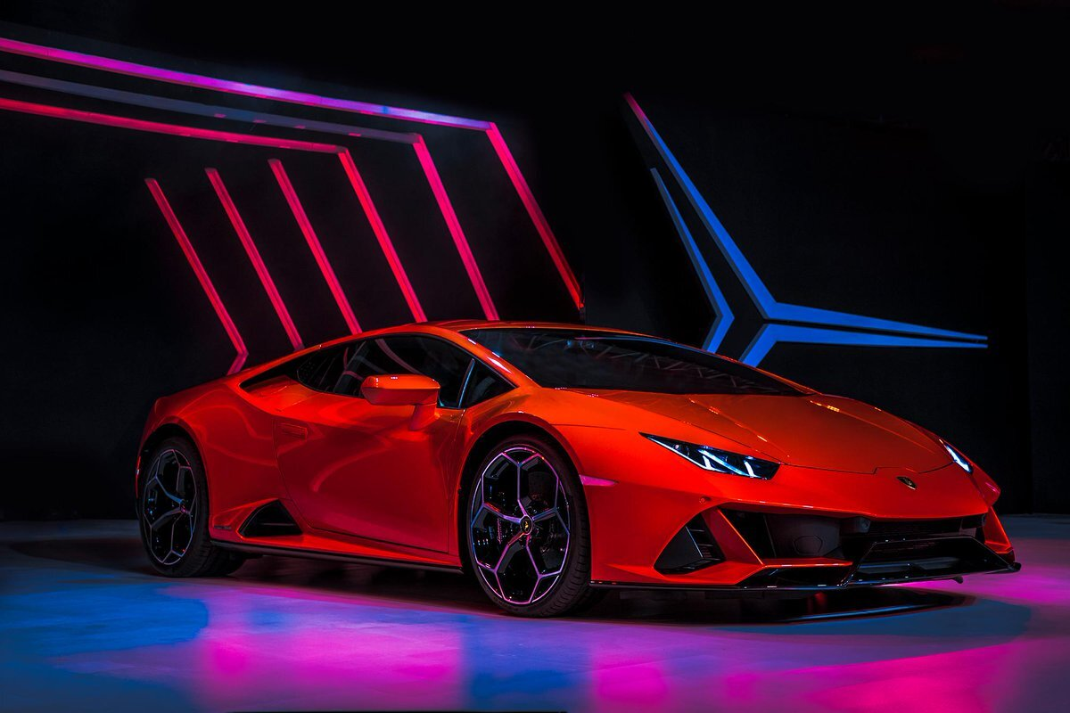 Lamborghini has always been a synonym for showing off and being bold.