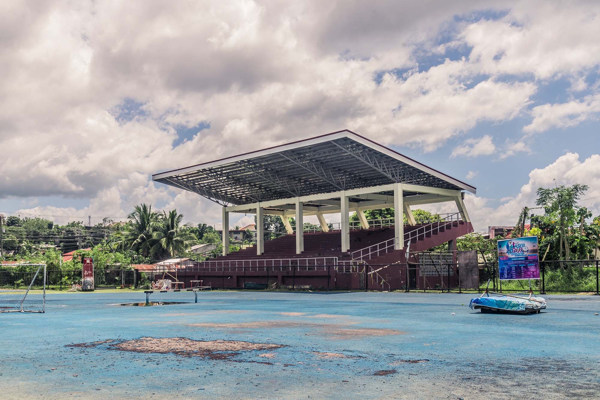 Ormoc City's current Grand Stand