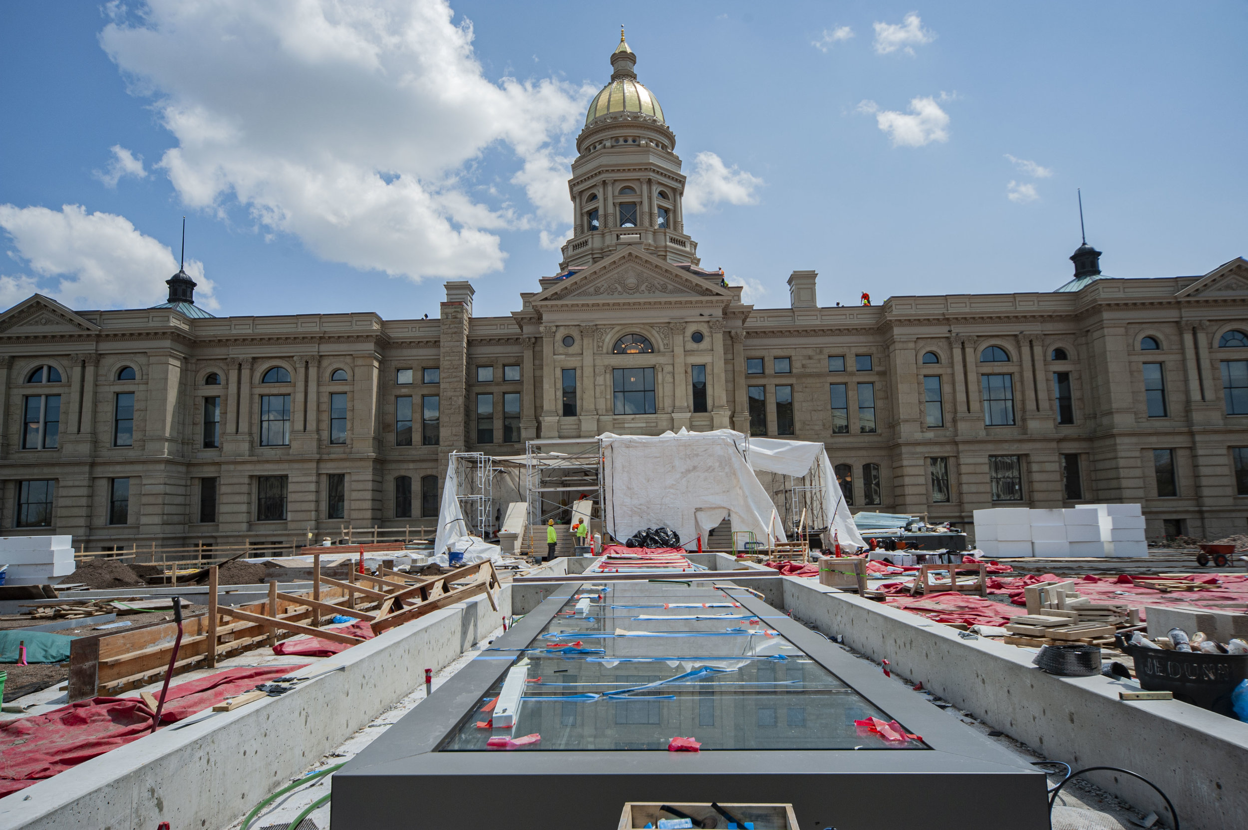 Capitol Extension — Wyoming Capitol Square Project