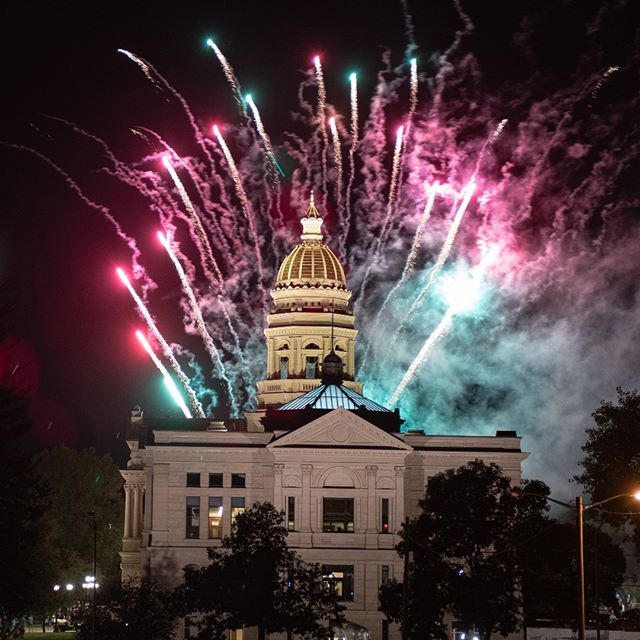 Happy Wyoming Statehood Day!!