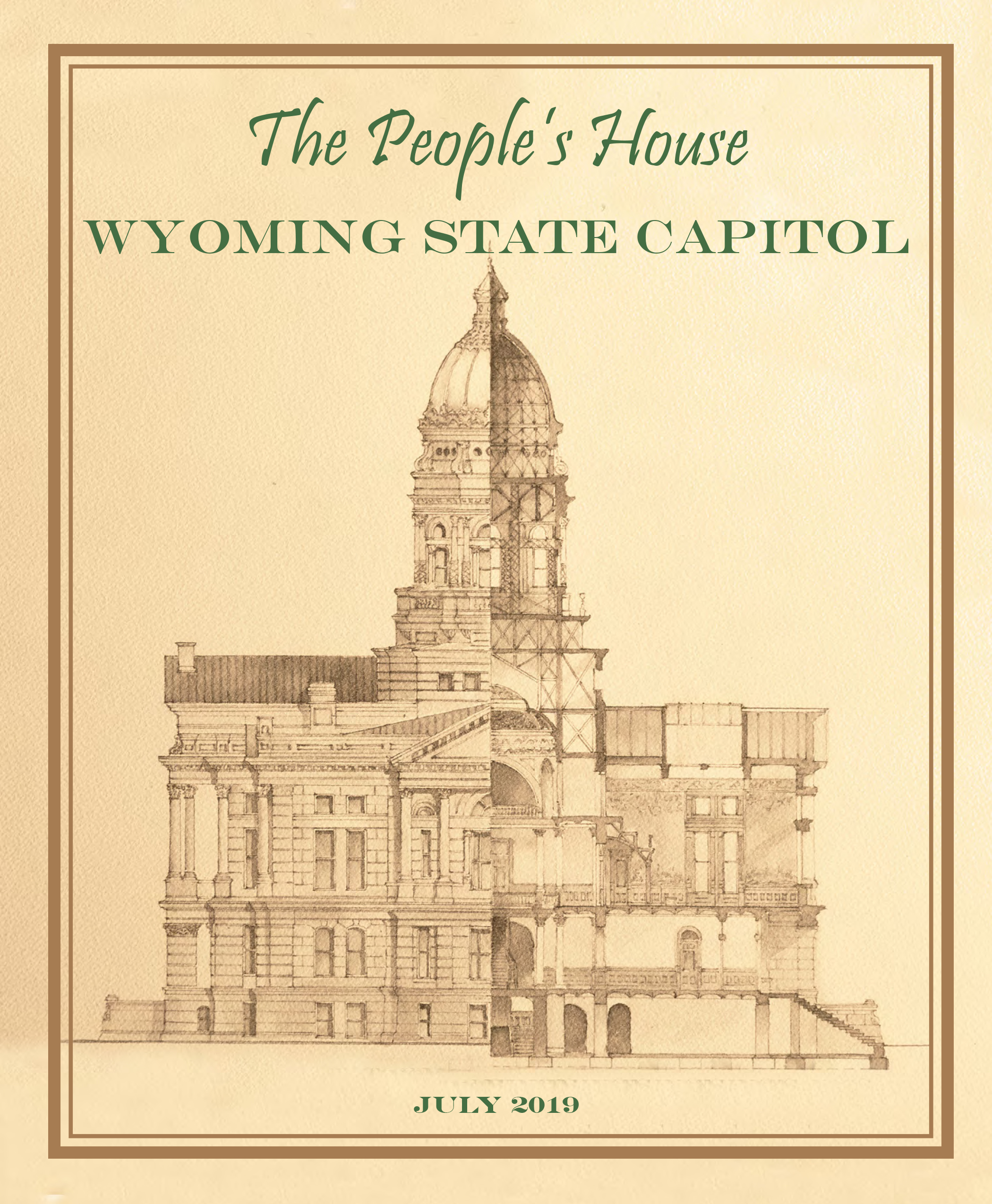 Wyoming Capitol Square Project