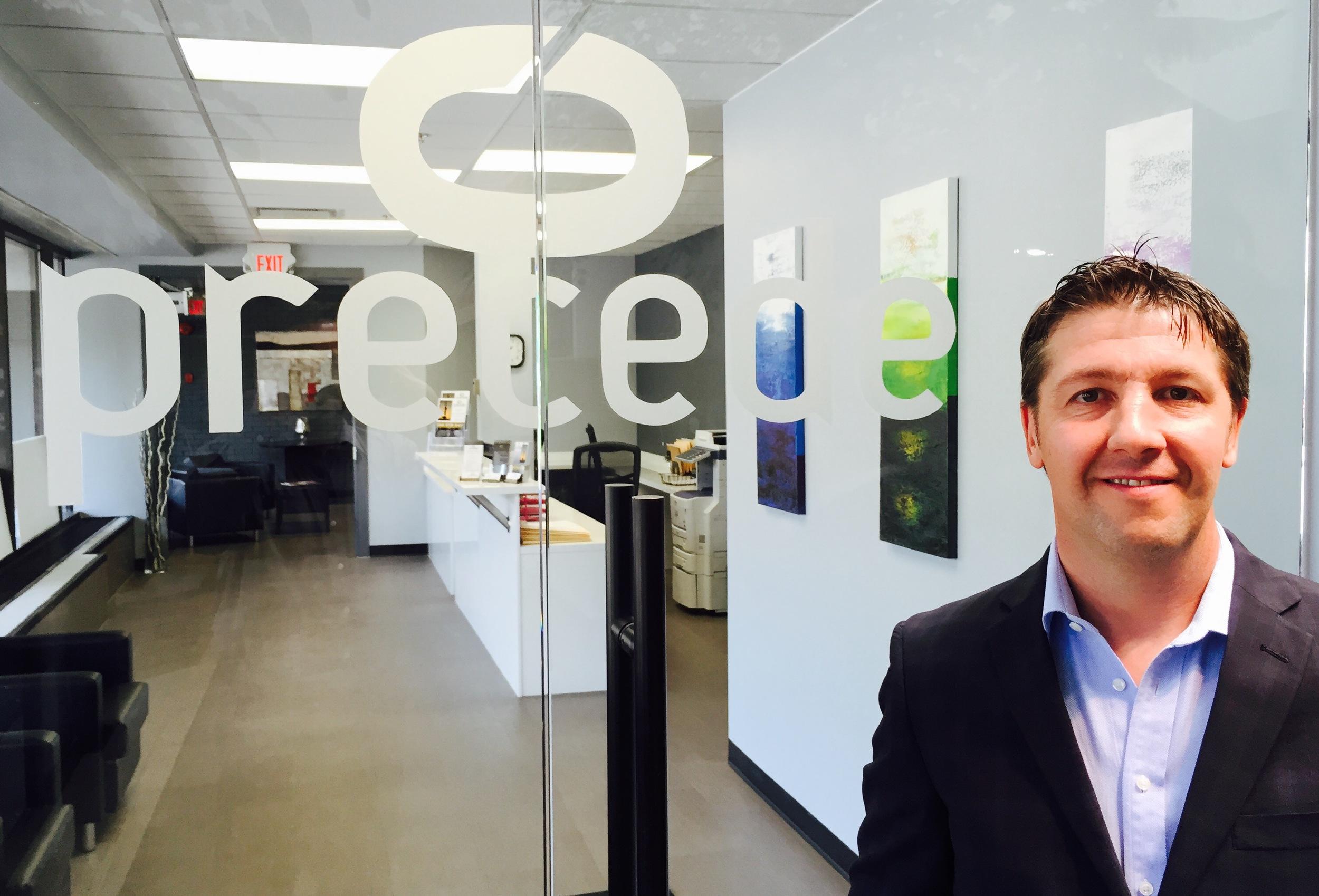 Kevin Balaneski; CEO/President
