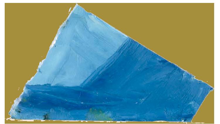 blue block