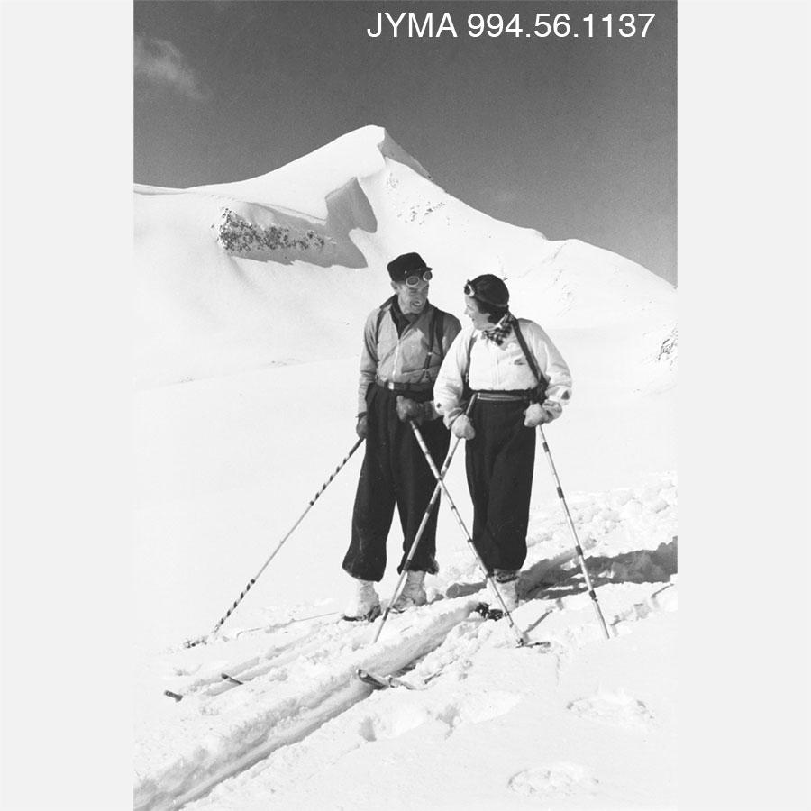 Vern and Jean Jeffery