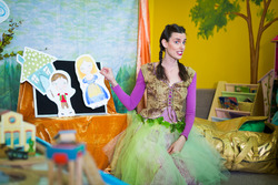 Sierra with Goldenfeather Productions presents Fairy Tale Theater
