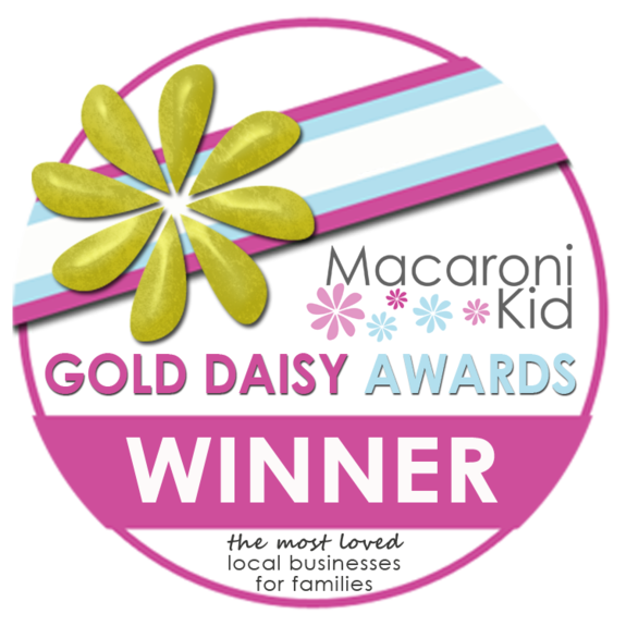 Gold Daisy Award Badge.png