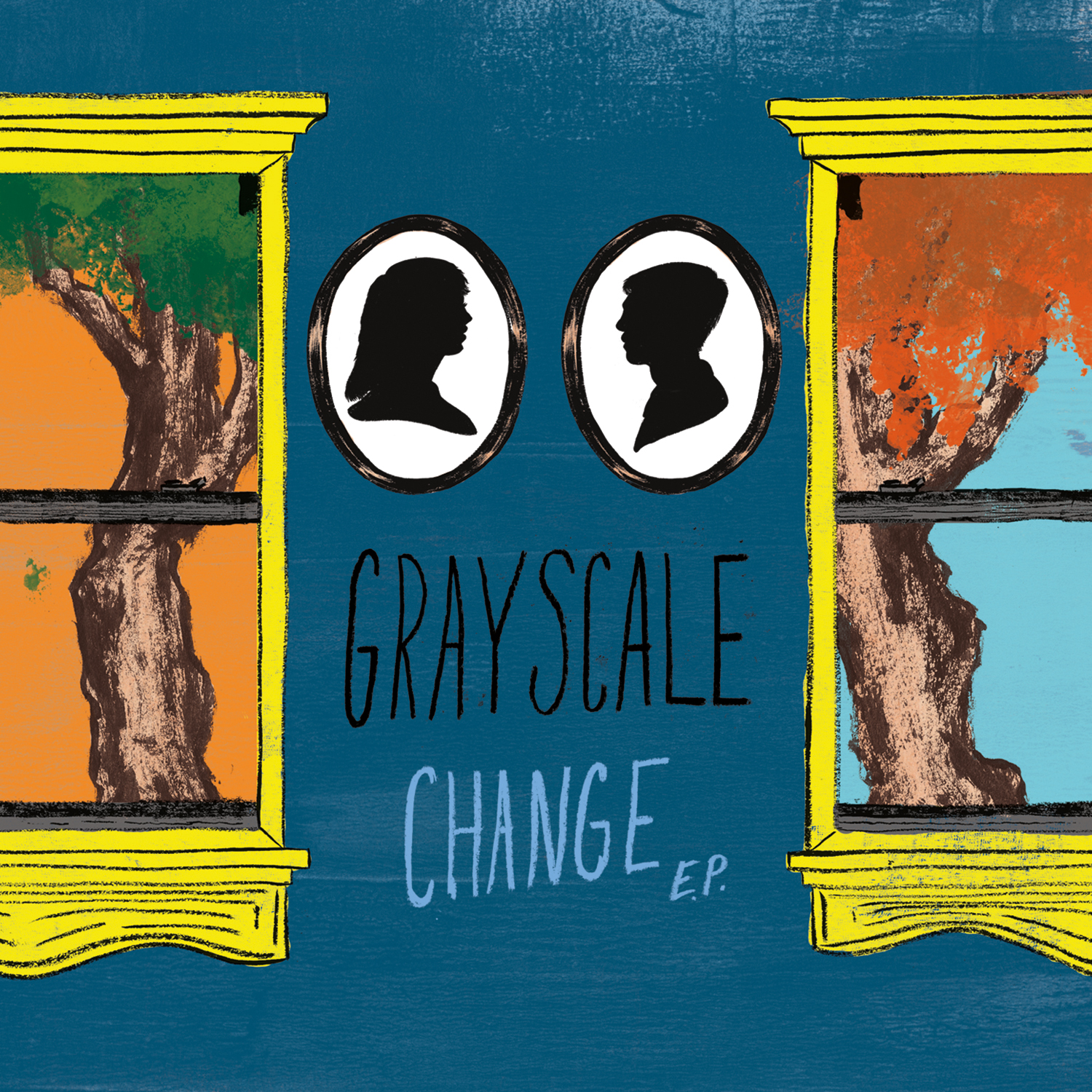 'Change' EP OUT NOW   BUY:   Bandcamp ,  iTunes