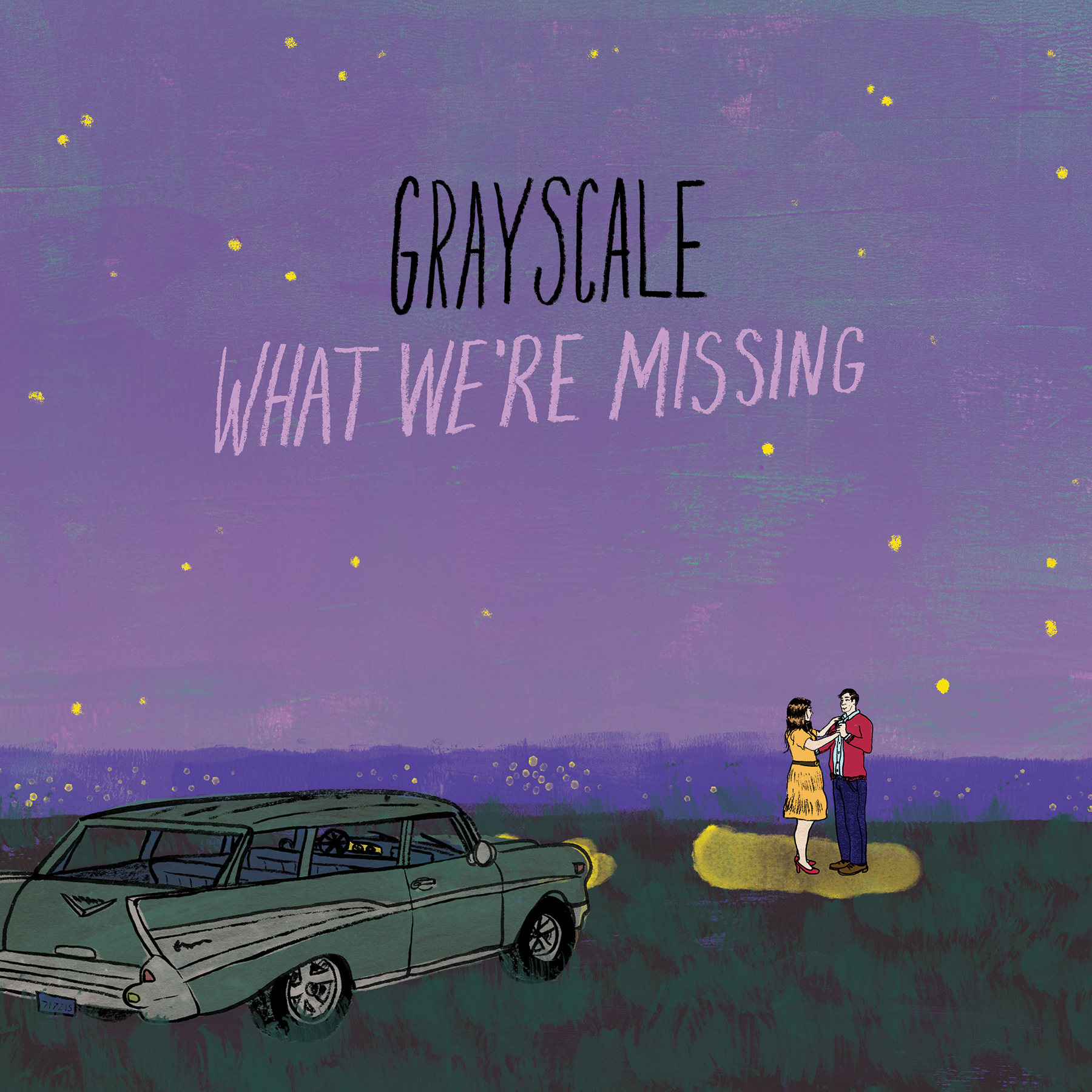 - CURRENT RELEASE -  What We're Missing    BUY Vinyl & CDs