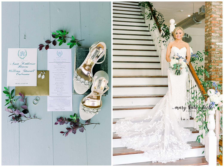 The Mill at Plein Air, Oxford Mississippi, Fine Art wedding Photographer