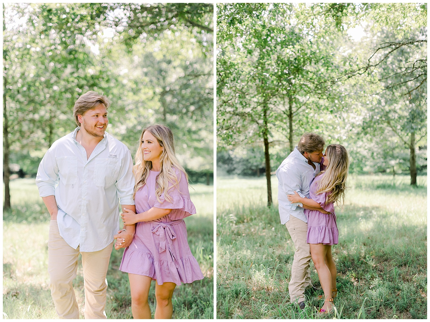 Memphis Engagement Photography John Mark & Haley
