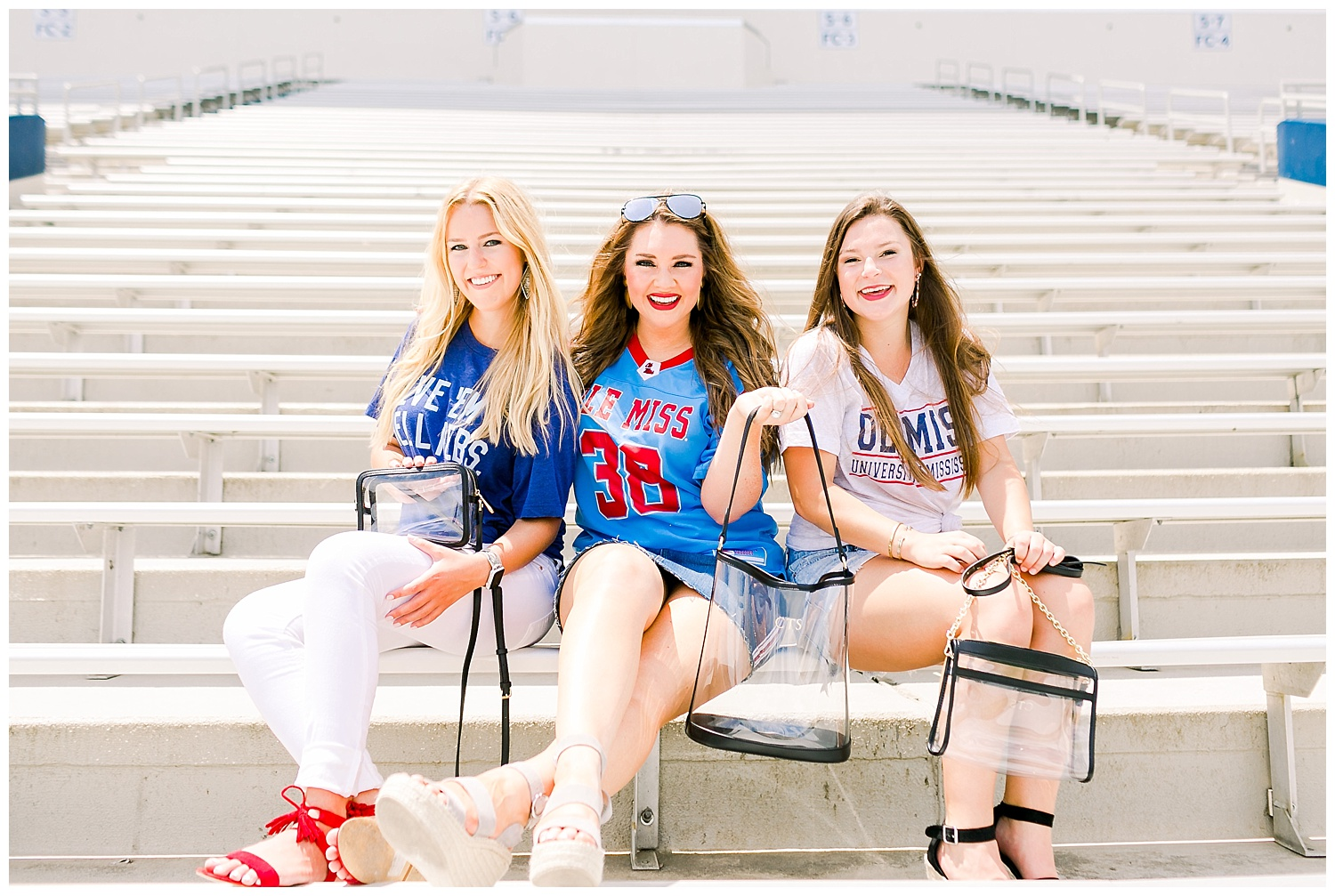 GiGi New York Game Day Collection Collins Tuohy Ole Miss by Mary Kate Steele Photography