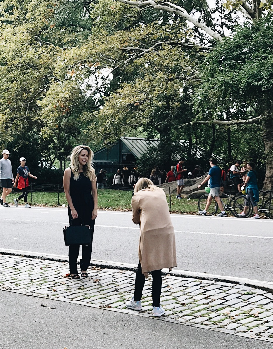 Central Park NYFW Nashville Wifestyles by Mary Kate Steele Photography