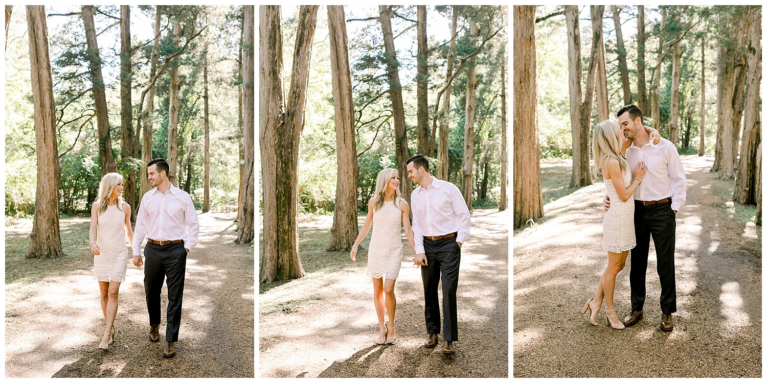 Katie and Jared Rowan Oak Engagement Session shot by Mary Kate Steele Photography Oxford Wedding Photographer