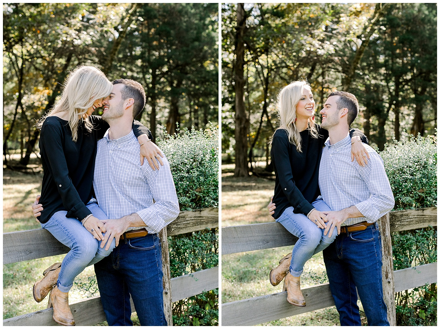 Katie and Jared Rowan Oak Engagement Session shot by Mary Kate Steele Photography Fine Art Oxford Wedding Photographer