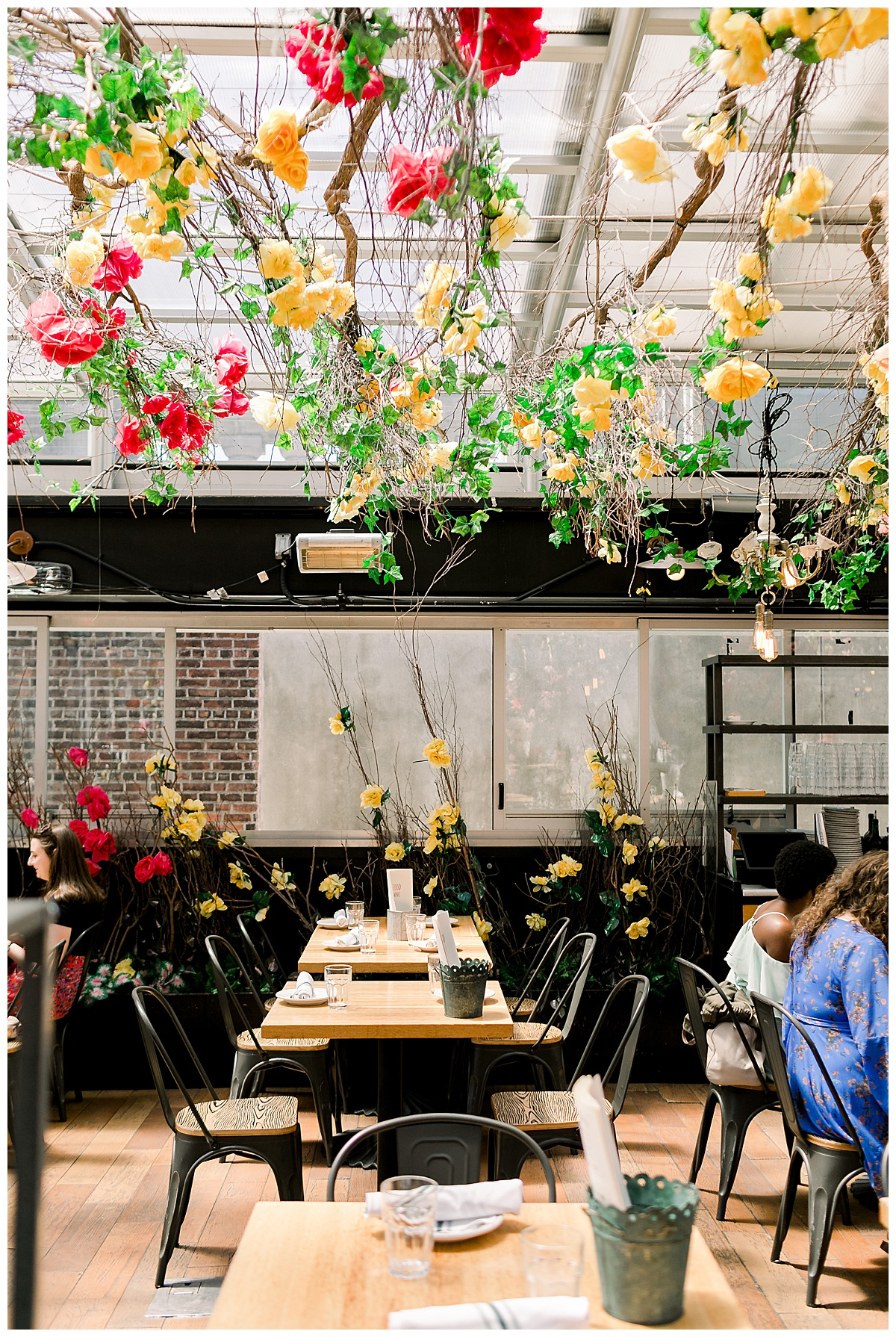 SERRA by Birreria Rooftop ~ Eataly NYC ~ Mary Kate Steele Photography
