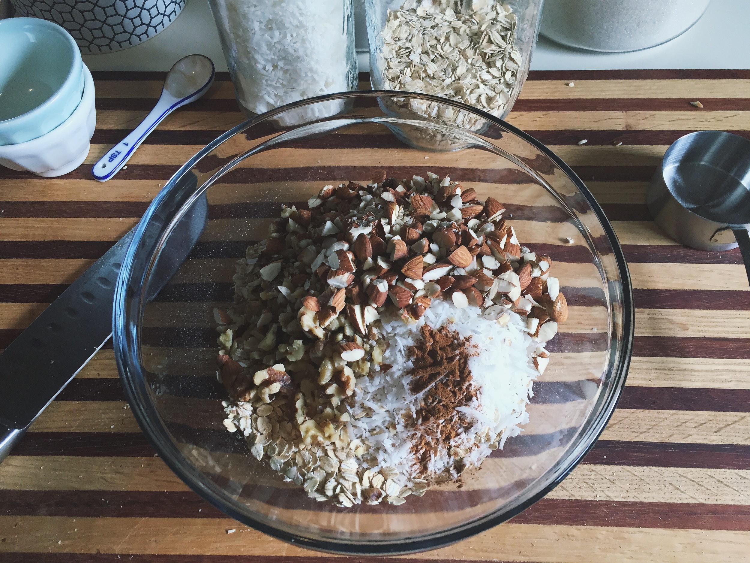 Perfect Granola | All Purpose Flour Child