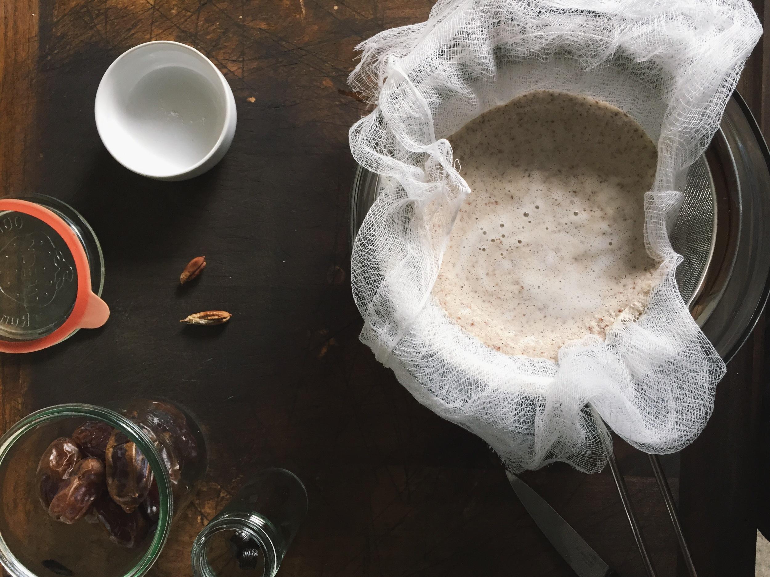 Vanilla Almond Mylk   All Purpose Flour Child