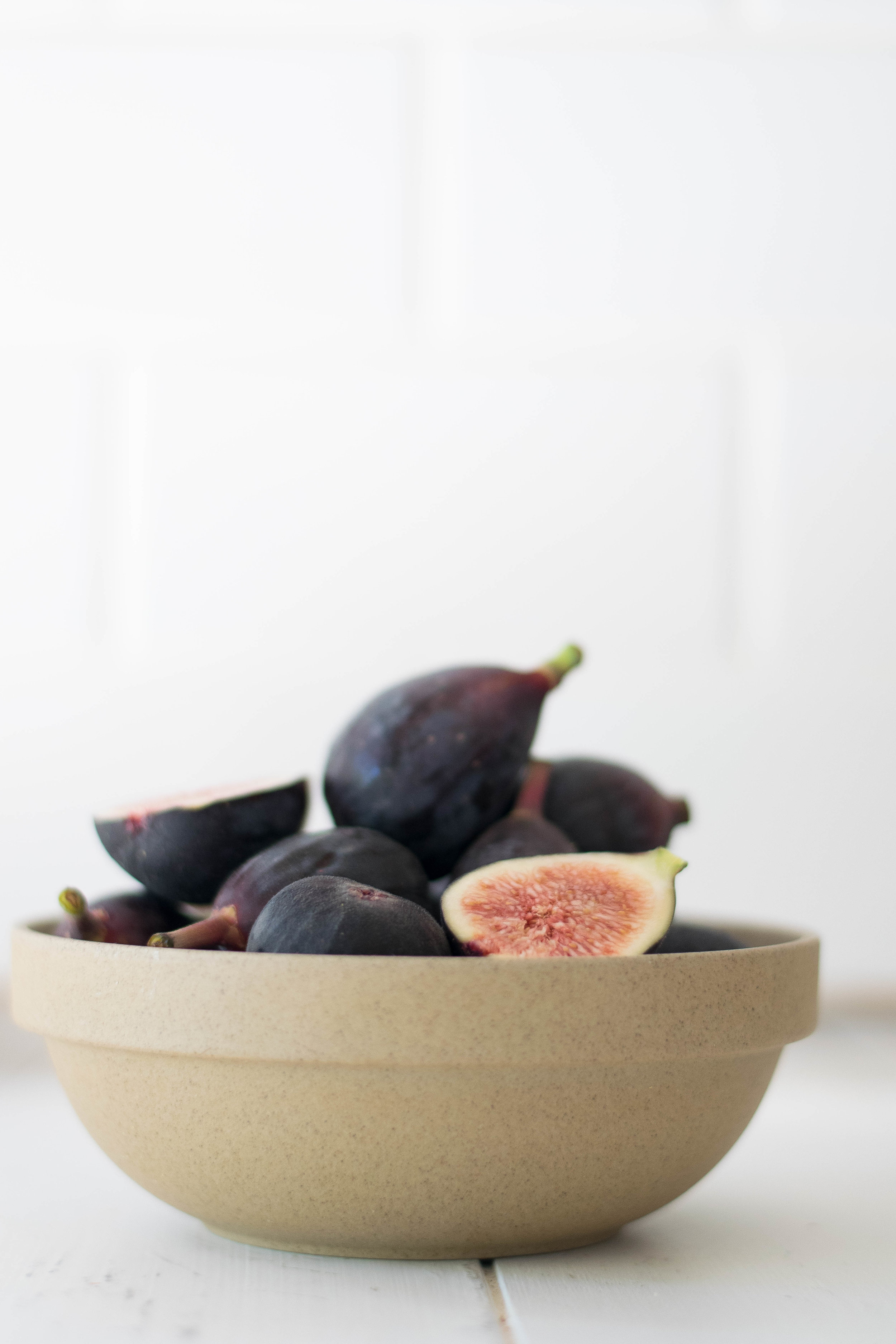 Fig + Ricotta Tartines with Spiced Honey | All Purpose Flour Child