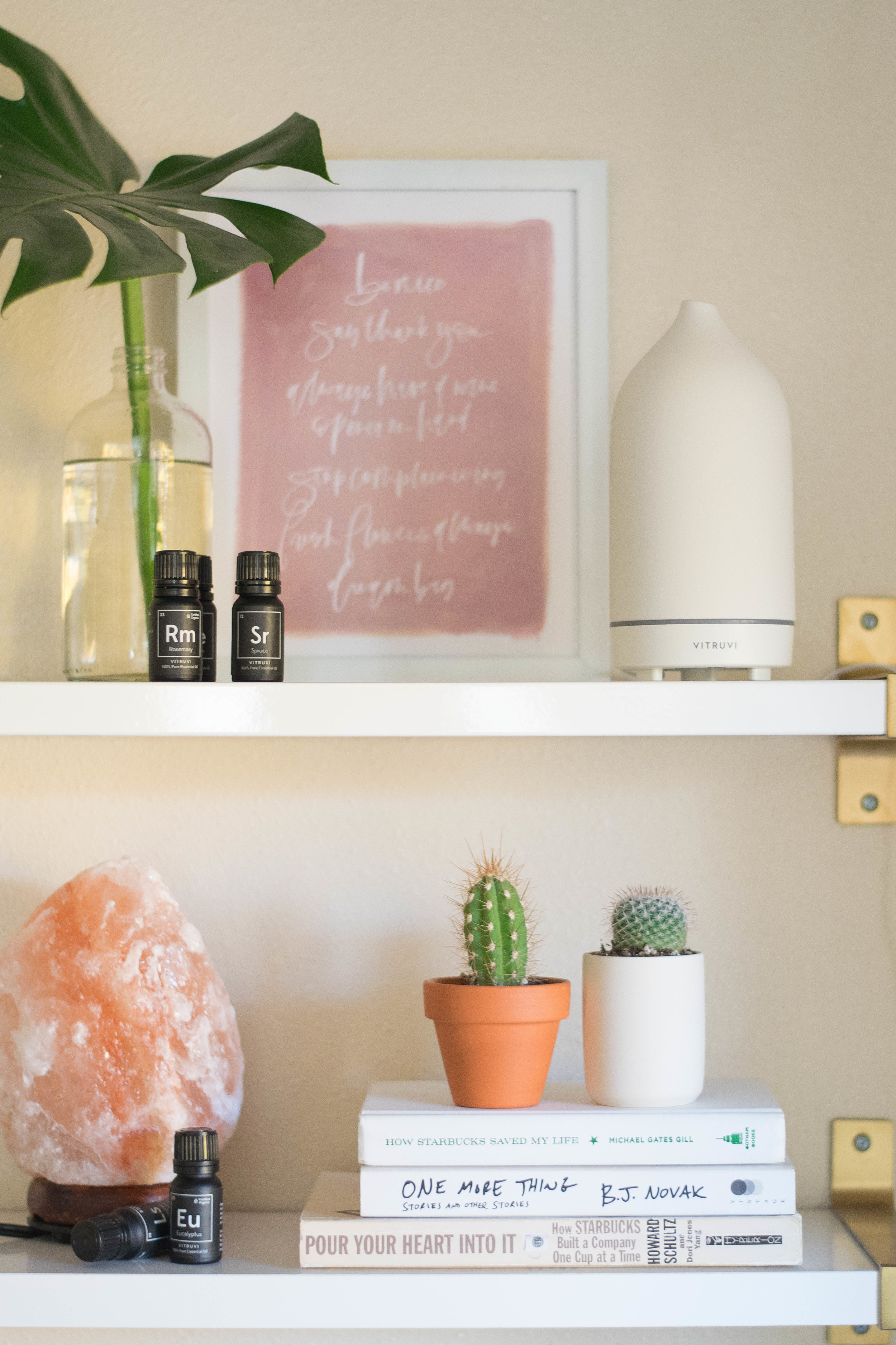 Incorporating Essential Oils Into The Everyday with Vitruvi   All Purpose Flour Child
