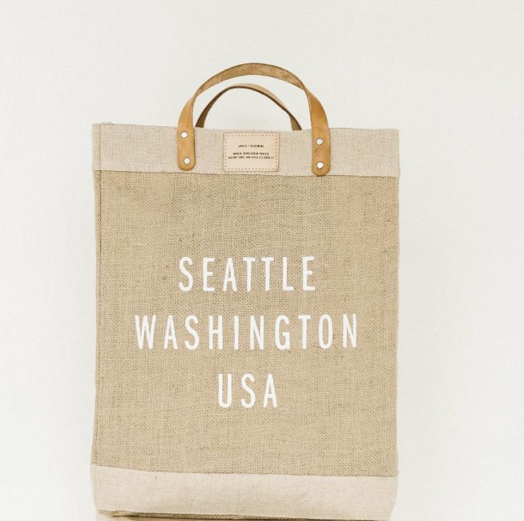 Apolis Seattle Market Bag