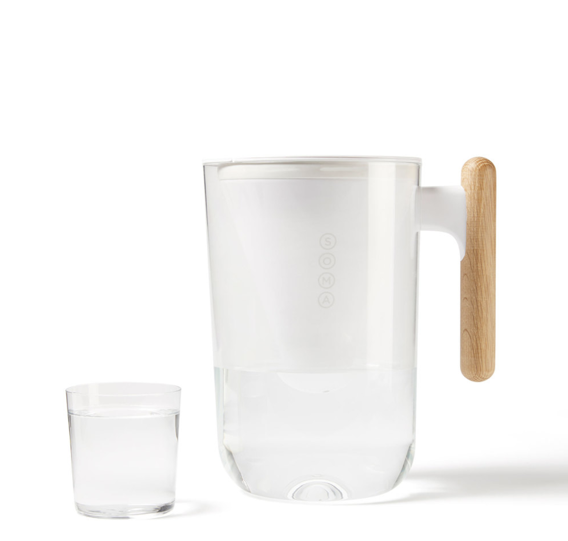 Soma 10-Cup Filtered Water Pitcher